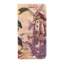 IPhone 4/4S Windmill Book Case