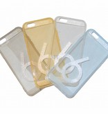 IPhone 6 Plus No. 6 Clear Silicone Case
