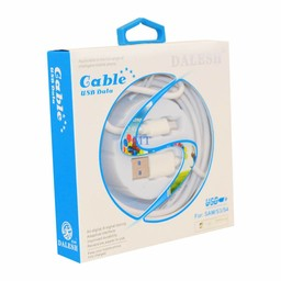 Delash Extra Strong Lightning Cable 1M