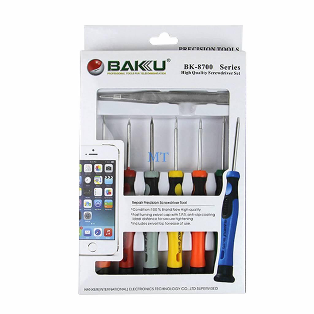 Baku Baku- 8700 Screwdraier Set