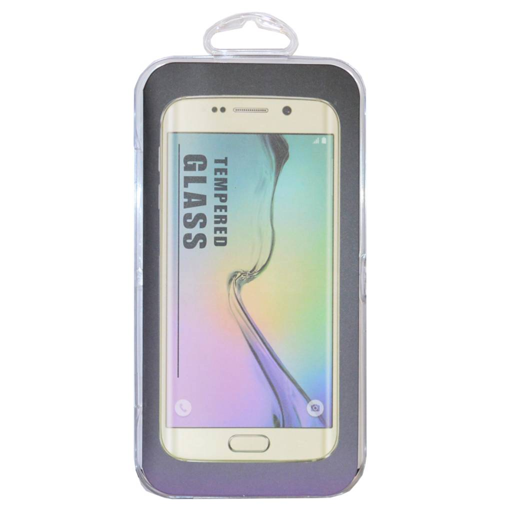 Galaxy S6 Edge Tempered Glass Protector Clear Curved