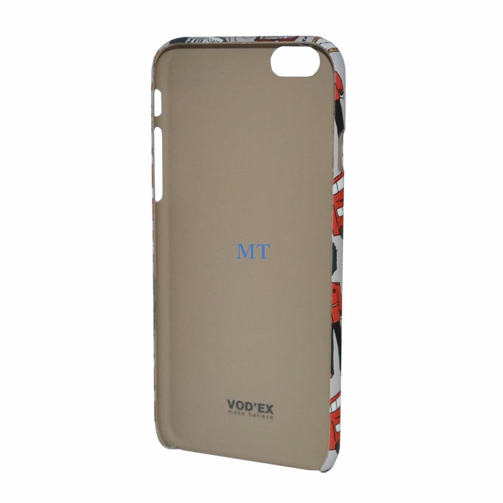 VOD'EX England Telephone Vod'ex Case Galaxy S7 (G930F)