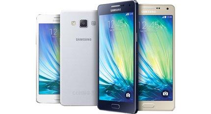 Galaxy A-serien