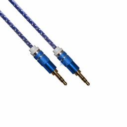 Aux Blue Cable