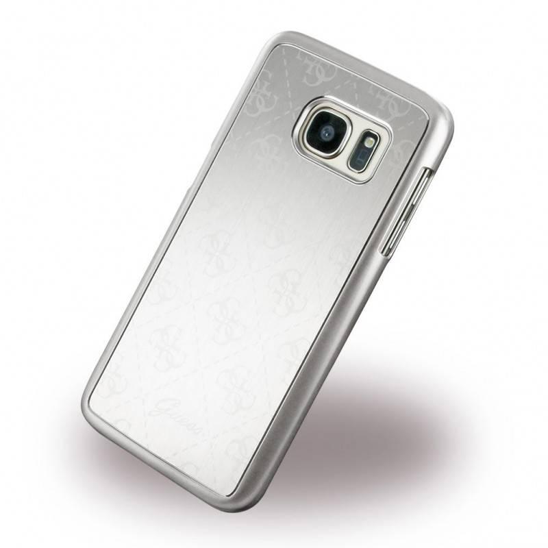 Galaxy S7 Edge (G930F) Guess Metallic (GUHCS7EMESI) Hard Case