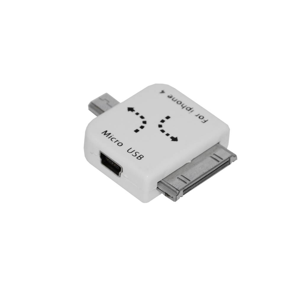 Mini Adapter IPhone 4