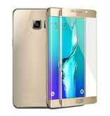 50X Tempered Glass Protector 3D Curved Galaxy S7 Edge