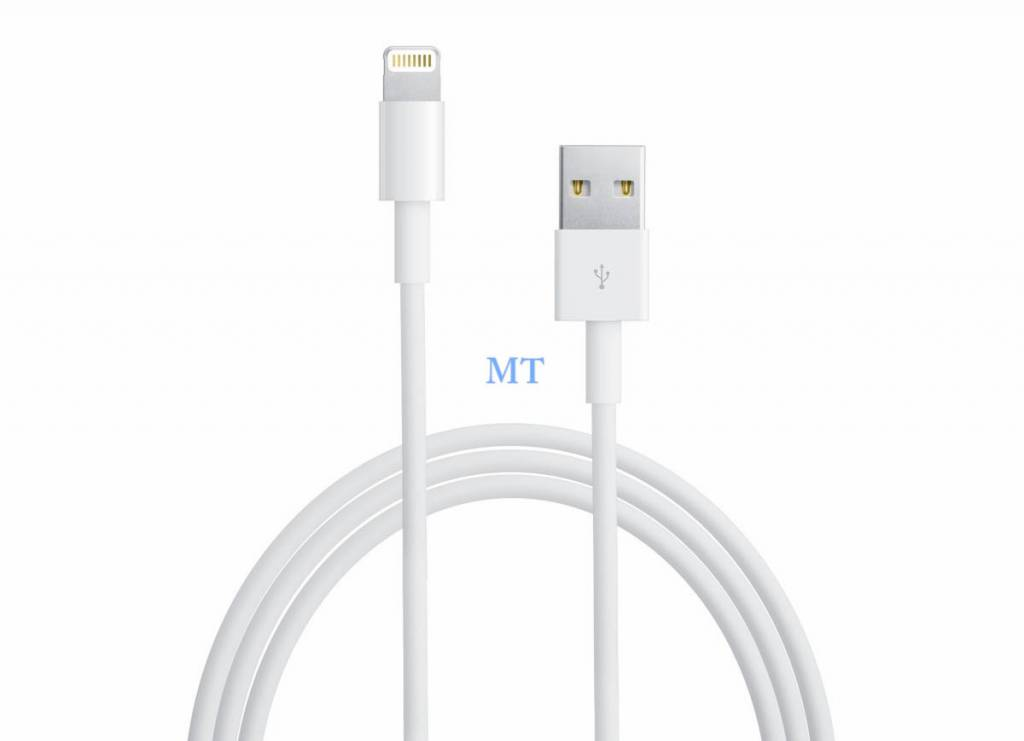 10x Lightning Data Cable