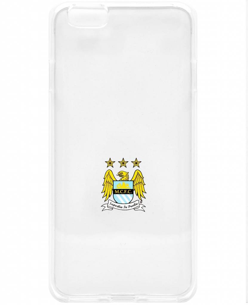 FC Manchester City Clear TPU IPhone 6/6S