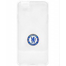 FC Chelsea Clear TPU Case IPhone 6/6S