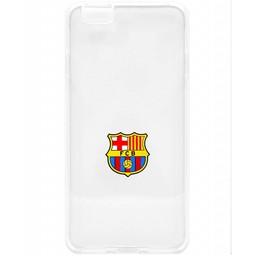 FC Barcelona Clear TPU Case IPhone 6/6S