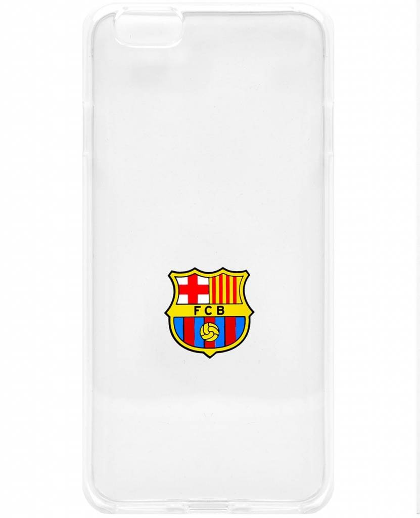 FC Barcelona Clear TPU Case IPhone 6/6S