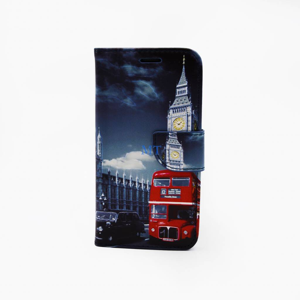 Big Ben Print Case Galaxy J1 (J100F)