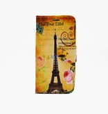 La Tour Eiffel Print Case Galaxy J1 (J100F)