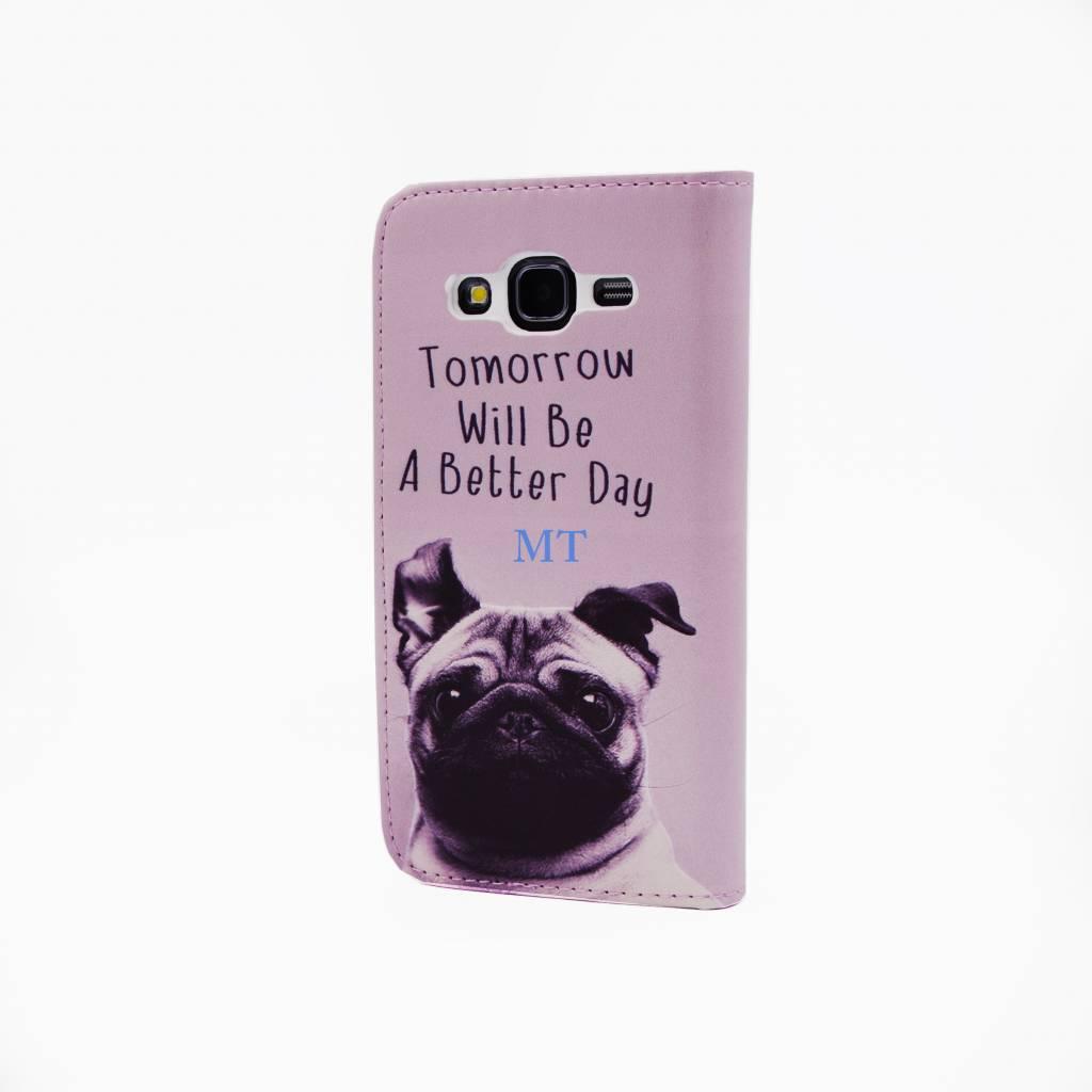 Doggy Print Case Galaxy J1 (J100F)