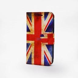 UK Flag Print Case Galaxy J7 (J700F)