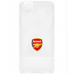 FC Chelsea Clear TPU Case IPhone 6/6S - Copy
