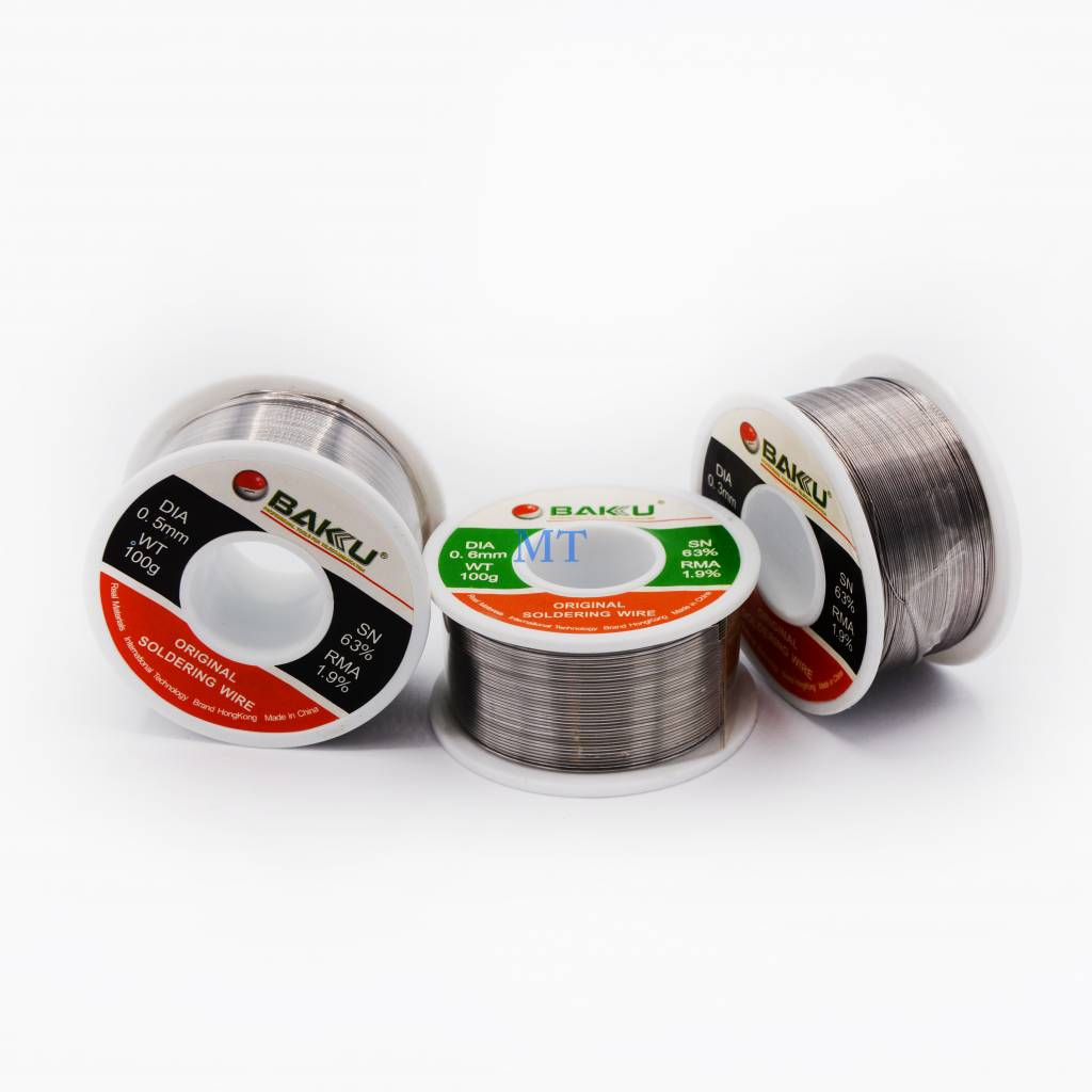 Baku 0,5mm Soldering Wire