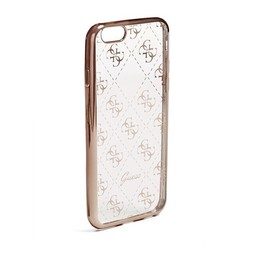 Guess TPU Transparant Iphone 7 Plus