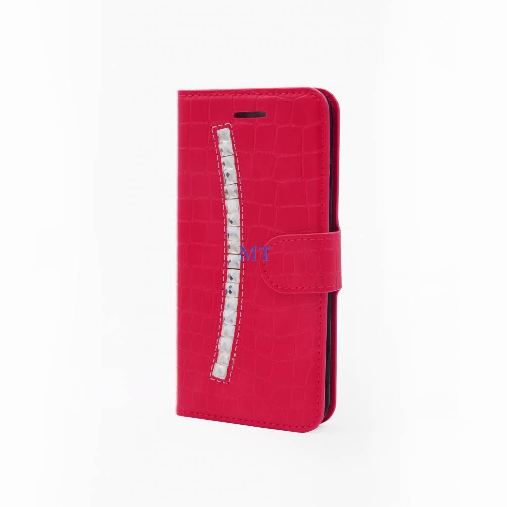 Fashion Croco Book Case Galaxy S6 G920