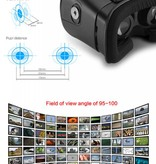 Akekio VR 007 3D Glasses (360 Degree Panoramic View)