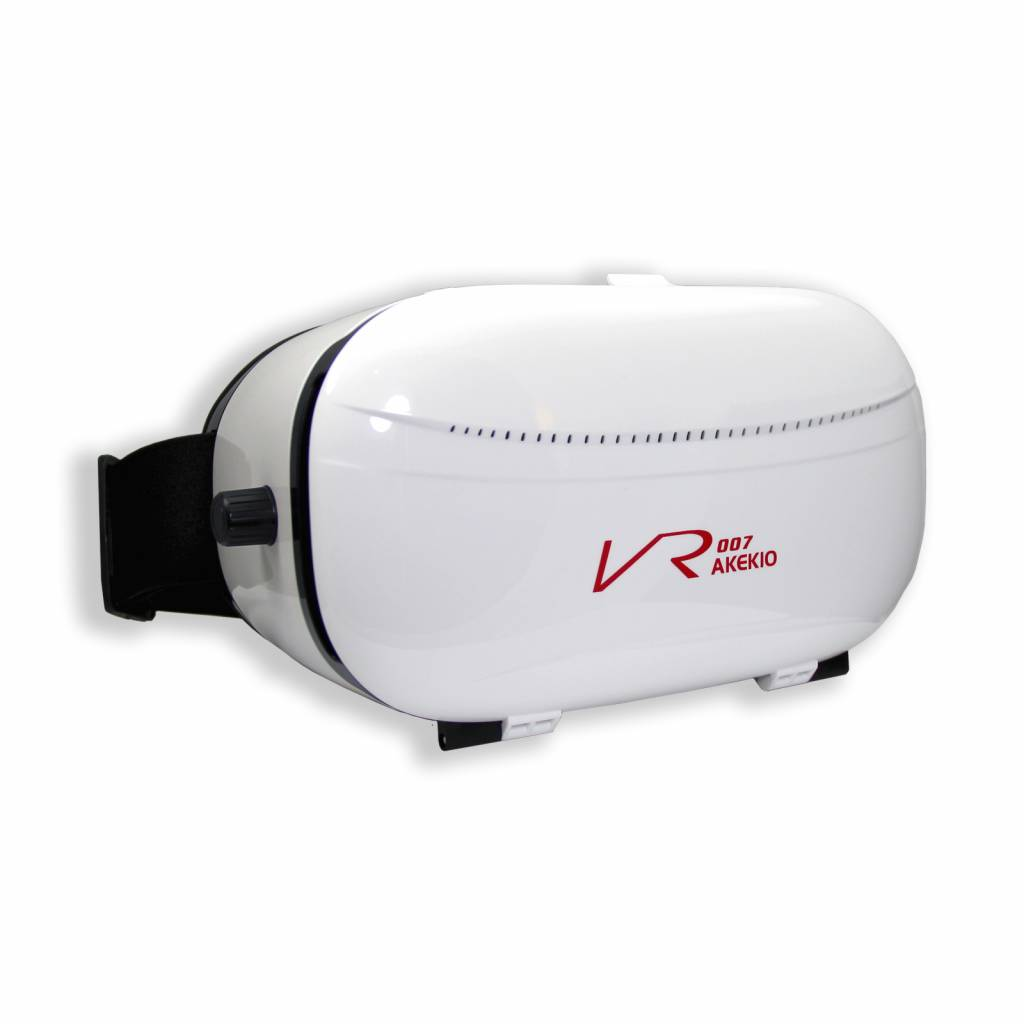 Akekio VR 007 3D Glasses (360 Degree Panoramic View)