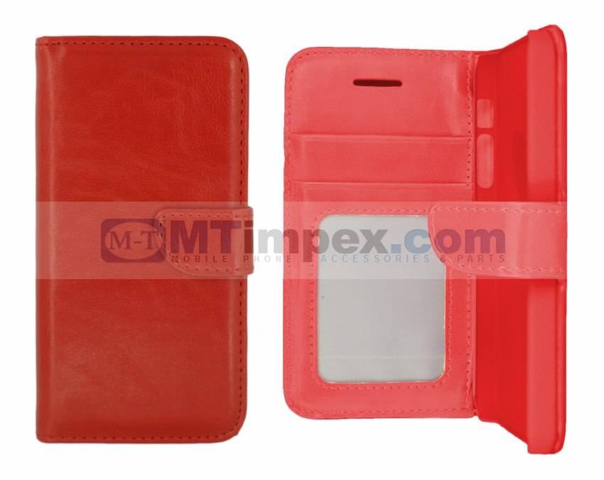 Mirror Stylish BookCase I-Phone 6 Plus