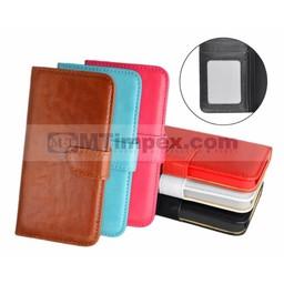 Mirror Stylish Book Case Galaxy S8 Plus
