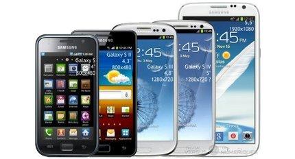 Galaxy S-serien