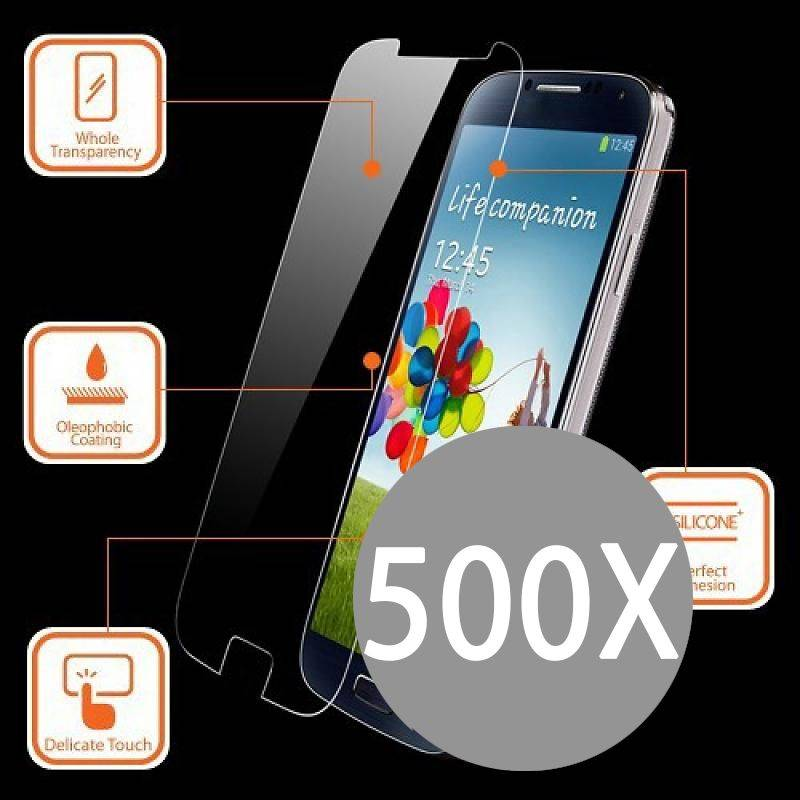 500X Tempered Glass Protector Galaxy S7
