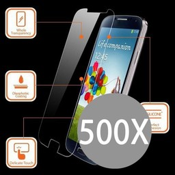 500X Tempered Glass Protector Galaxy S6