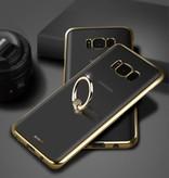Galaxy S7 Edge Xundo Ring Jazz Hardcase