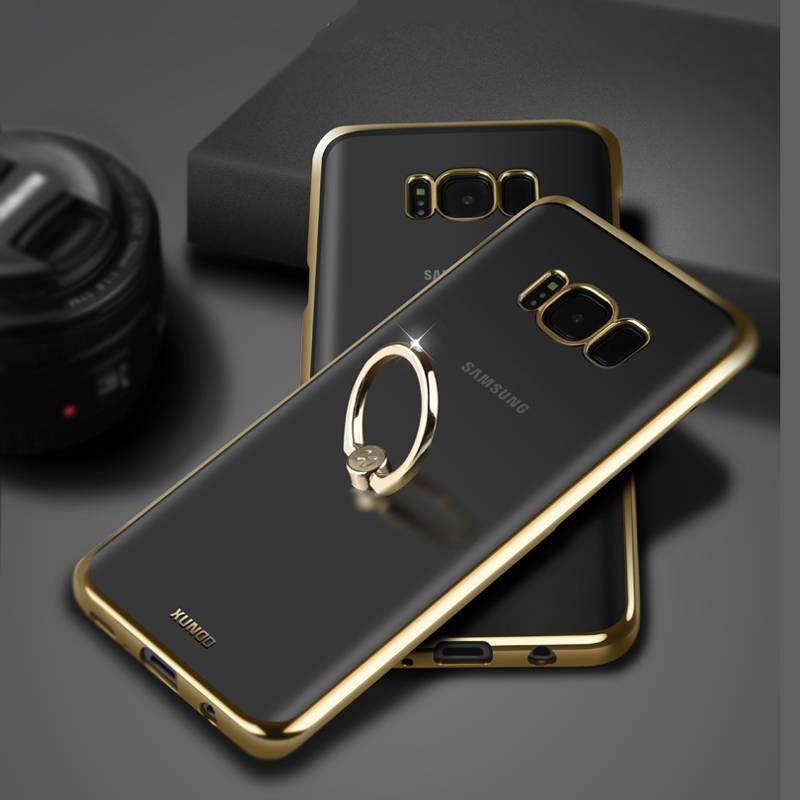 Galaxy A7 2017 Edge Xundo Ring Jazz Hardcase