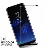 10X Small Glass Protector 3D Curved Galaxy S8