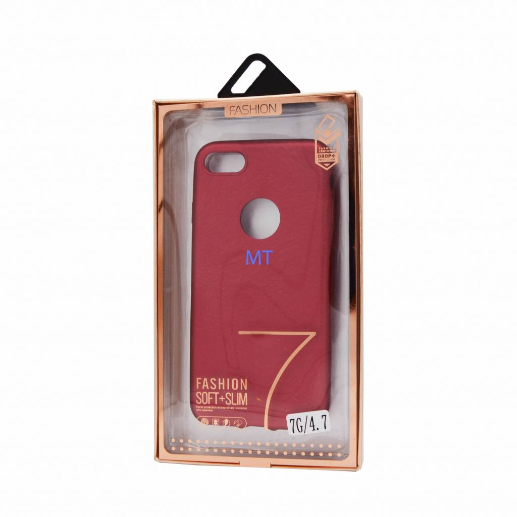 Fashion Case Soft+Slim Galaxy S8 Plus