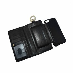 Pulsante Leather Book Case Galaxy S8 Plus
