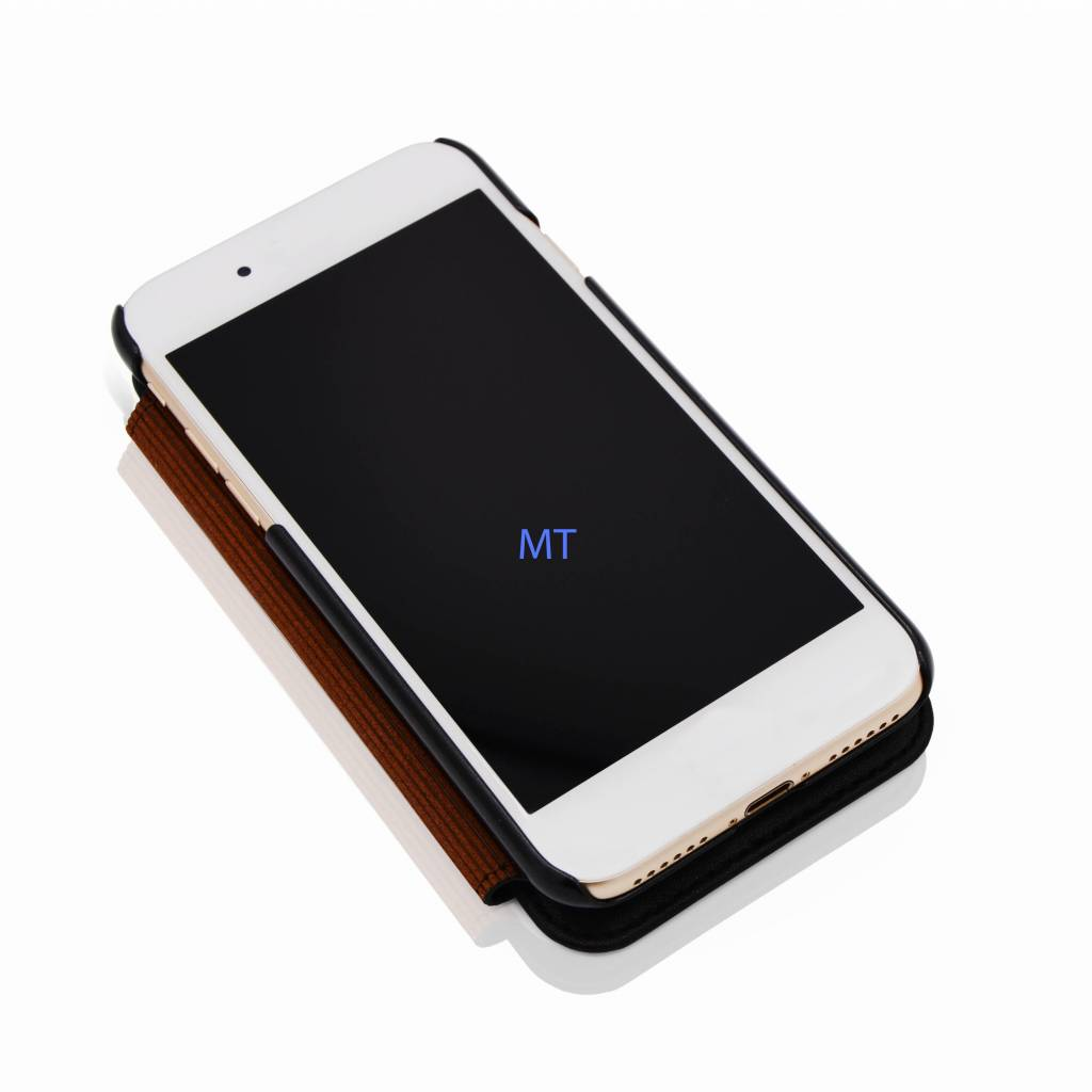 MT Natural Leather Book Case Galaxy S7