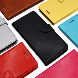 Stylish Book Case Lumia 535