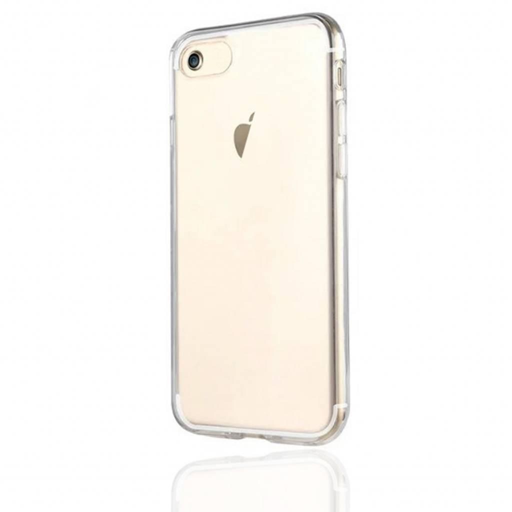 Clear Silicone Case Galaxy S8 Plus