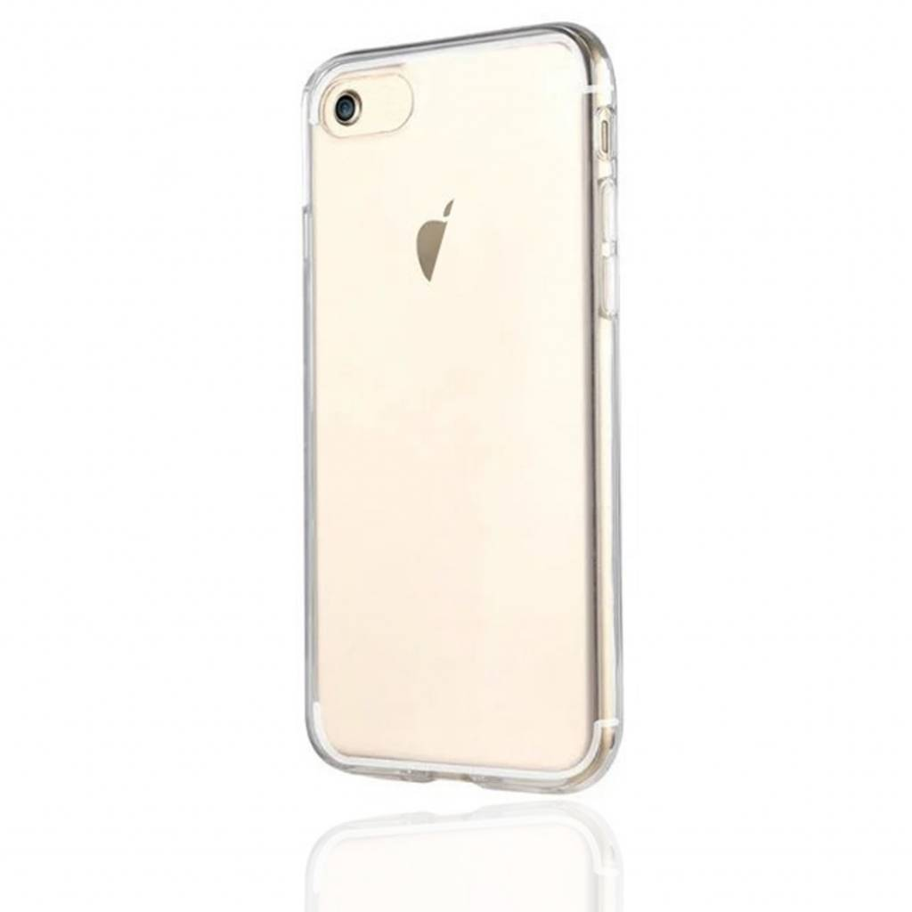 Clear Silicone Case Galaxy J7 (J710) 2016
