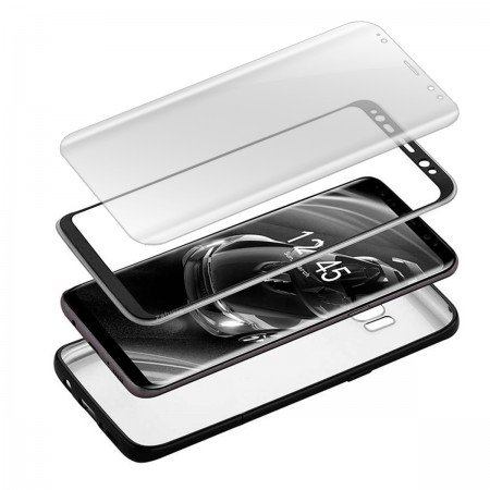 Galaxy A5 (2017) Case Full Screen Protector (360)