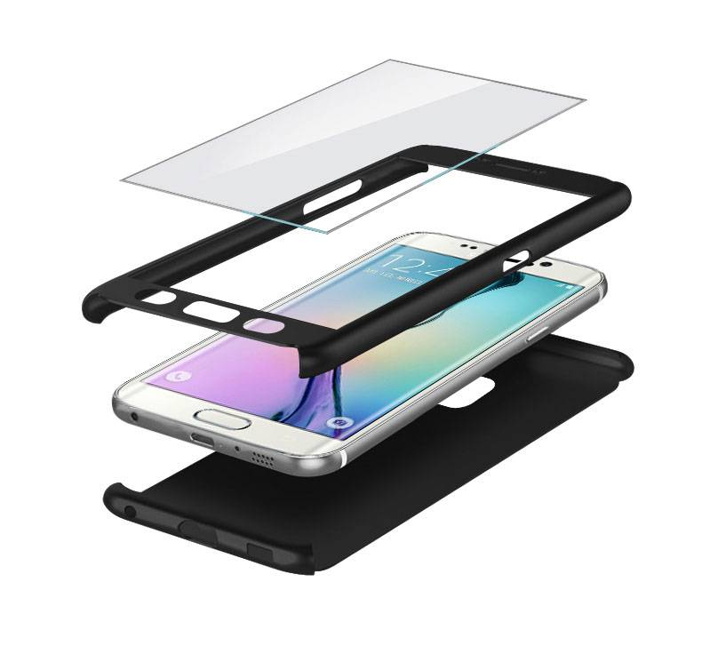 Galaxy A320 Case Full Screen Protector (360)
