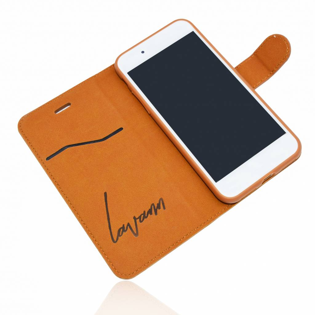 Lavann Lavann VIP Leather Bookcase For Iphone 10