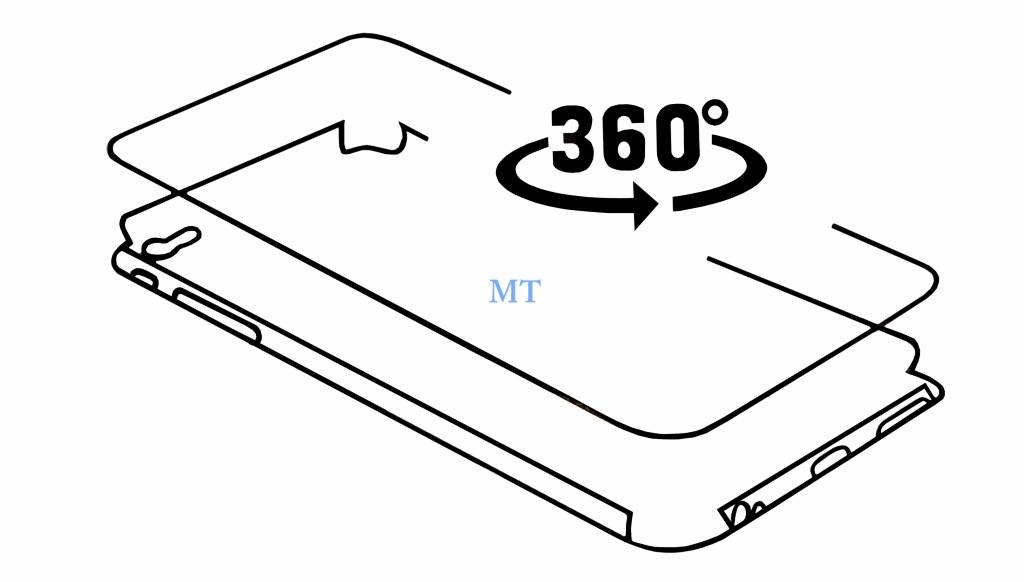 Front TPU Galaxy S8 - Full Body