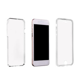 Double Sided Silicone Case Full Screen (360) P8 Lite