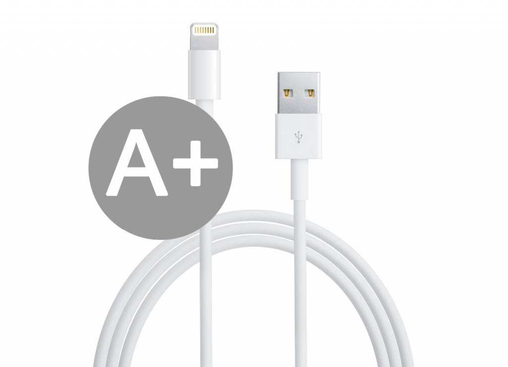 A+ For Lightning Data Cable