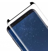 50X Small Glass Protector 3D Curved Galaxy S8