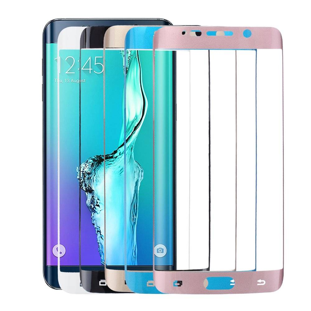 10X Full Tempered Glass Protector 3D Curved Note 8