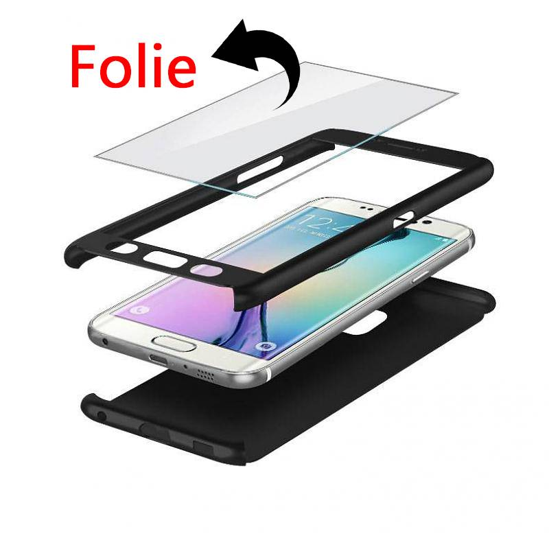 Galaxy S8 Plus Full Case Protector (360)
