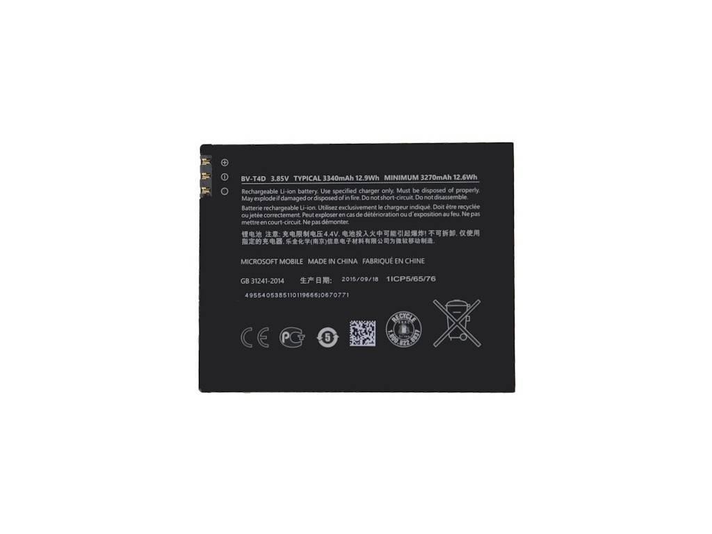 Accu Microsoft - BV - T4D